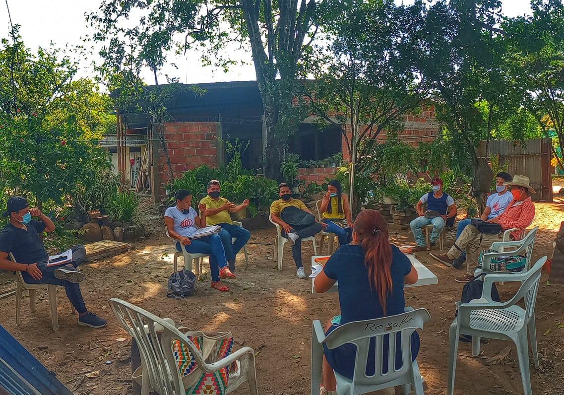 Imagen alusiva a Liderazgos del Norte del Huila: Del sueño a los proyectos