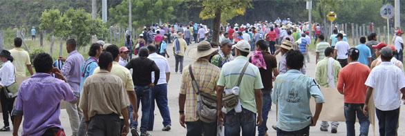 Imagen alusiva a Movilizaciones Campesinas